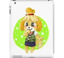 Animal Crossing - Isabelle iPad Case/Skin