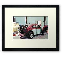 Total Respray 2 Framed Print