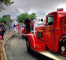 Sag Harbor Fire Dept 2...Memorial Day by laurie13