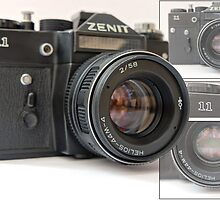 Zenit 11 by AndrewBerry