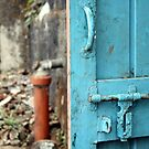 Back Door to the Kitchen by bambiisme