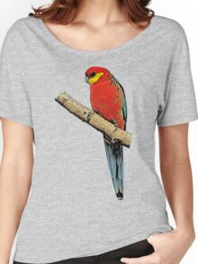 Western Rosella-T Women's Relaxed Fit T-Shirt