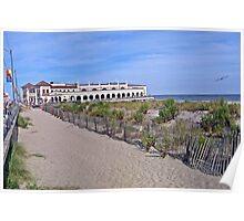 Ocean City Music Pier Poster