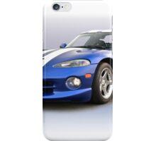 1995 Dodge Viper GTS VS6 iPhone Case/Skin