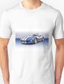 1995 Dodge Viper GTS VS6 Unisex T-Shirt