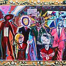 'Portrait of a Dysfunctional Family' by Jerry Kirk