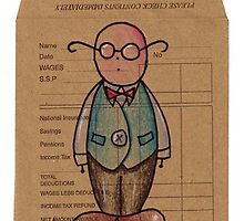 wages clerk by Jonesyinc