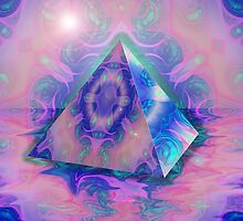 A Dreamy Pyramid by viennablue