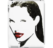 A seductive woman 2 iPad Case/Skin