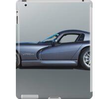 2000 Dodge Viper GTS VS3 'Profile' iPad Case/Skin