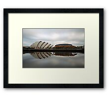 River Clyde in Autumn Framed Print
