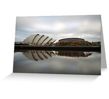 River Clyde in Autumn Greeting Card