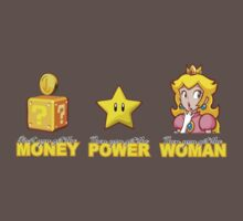 Money Power WOMAN!!!! by Bitlandia