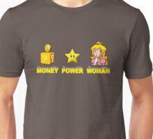 Money Power WOMAN!!!! Unisex T-Shirt