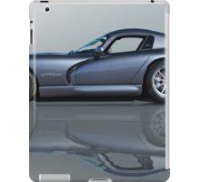 2000 Dodge Viper GTS VS0 'Reflections' iPad Case/Skin