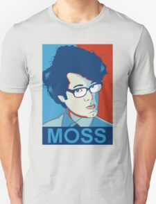 Moss- Nerd Legend Unisex T-Shirt