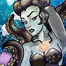 Young Ursula by illumistrations