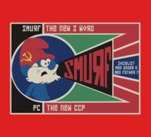 Soviet Smurf by aHadeda