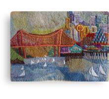 Wearable San Francisco Canvas Print