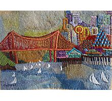 Wearable San Francisco Photographic Print