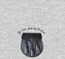 Sporran - Ye Olde Pop-Up Blocker by taiche