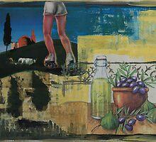 Toscana by Angela Bruno