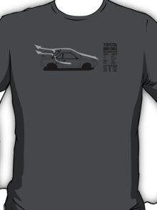 Toyota AW11 MR2 - AERO Graphic T-Shirt
