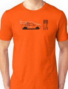 Toyota AW11 MR2 - AERO Graphic Unisex T-Shirt
