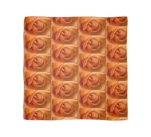 Soft Peach Rose Abstract Scarf