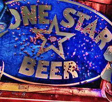 LoneStarBeer by ChasSinklier