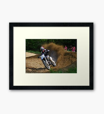 Skowhegan 5/29/11 #449 Framed Print