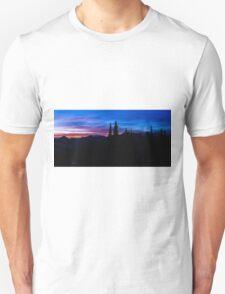 Sail Mountain sunrise  Unisex T-Shirt