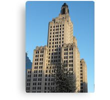 Bank of America Building Canvas Print