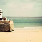St Ives' Harbour by lorrainem