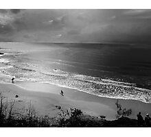 Approching Storm, Noosa, Queensland, Australia Photographic Print