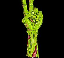 Zombie Peace by citystickers