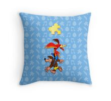 Get that Jiggy! Throw Pillow