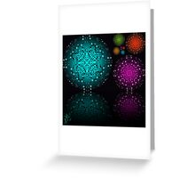 The Golden Mean&Reflection Greeting Card