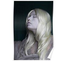 Pearl Portrait - Solitude Poster