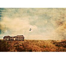 Abandoned building Photographic Print