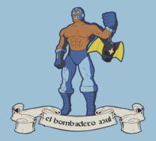 el Bombadero Azul! by Danny Cawthon