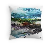 Abstract Painting Nº 15 Throw Pillow