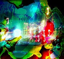 Abstract Raster 160 by relplus