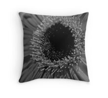 Lack of Colour Throw Pillow