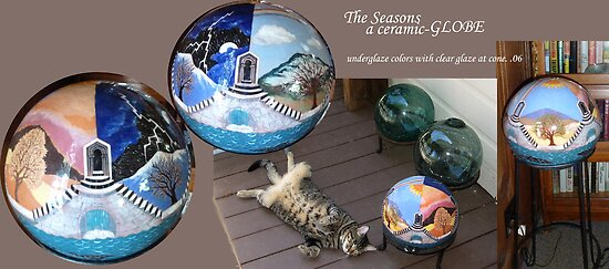 The Seasons by Sally Sargent