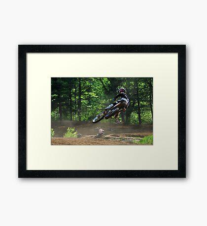Skowhegan 5/29/11 #499 Framed Print