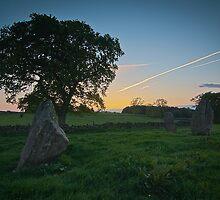 Stone Circle by Mike Garner