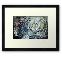 Leap in Time Framed Print