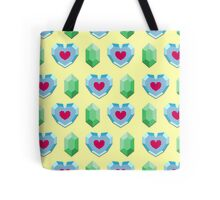 Hearts & Rupees Tote Bag