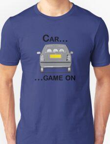 Wayne's World CAR.........GAME ON design T-Shirt